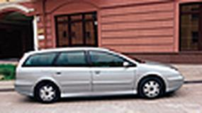 Citroën C5 - Krawężników się nie boi