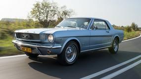 Ford Mustang I - anatomia sukcesu
