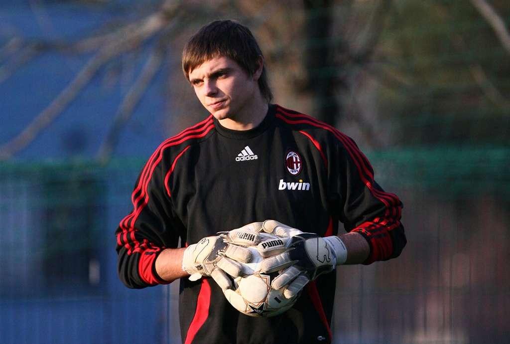 Michał Miśkiewicz AC Milan