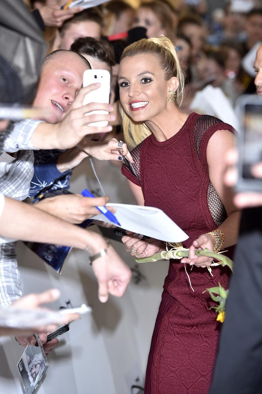 Britney Spears w Polsce / akpa