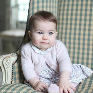 Pomadka na cześć księżniczki Charlotte