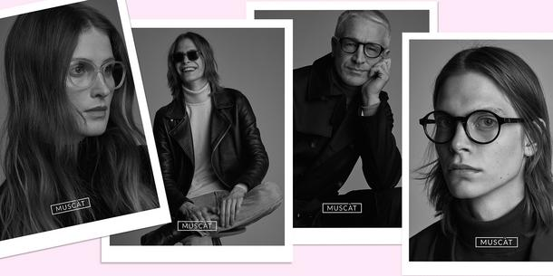 MUSCAT: nowe spojrzenie na okulary