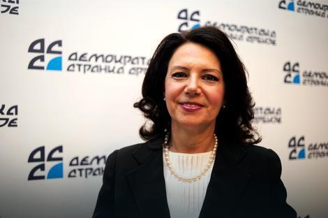Sanda Rašković Ivić (DSS)