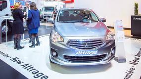 Mitsubishi Attrage, czyli Space Star sedan