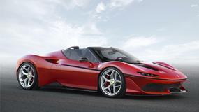 Ferrari J50 – jeden z dziesięciu