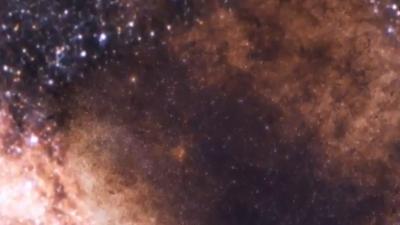 Przełomowe wideo NASA ukazuje wygląd serca Drogi Mlecznej