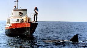"""""""Szczęki"""": film, który mógł wykończyć Spielberga"""
