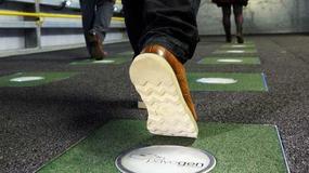 Energia z chodnika - pomysł wprowadzony w życie
