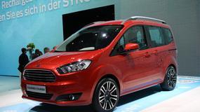 Ford Tourneo Courier (Genewa 2013)