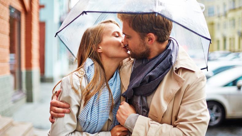 Csók közben az arcunkon 38–60 izmot tornáztatunk egyszerre /Fotó: Shutterstock
