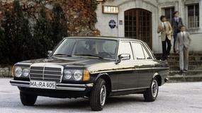 Mercedes W123 - 40 lat sukcesu niezniszczalnego auta