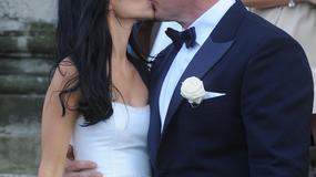 Ślubne pocałunki - delikatne czy namiętne?