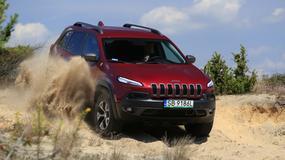 Jeep Cherokee 3.2 V6 Trailhawk: Bezkonkurencyjny w terenie