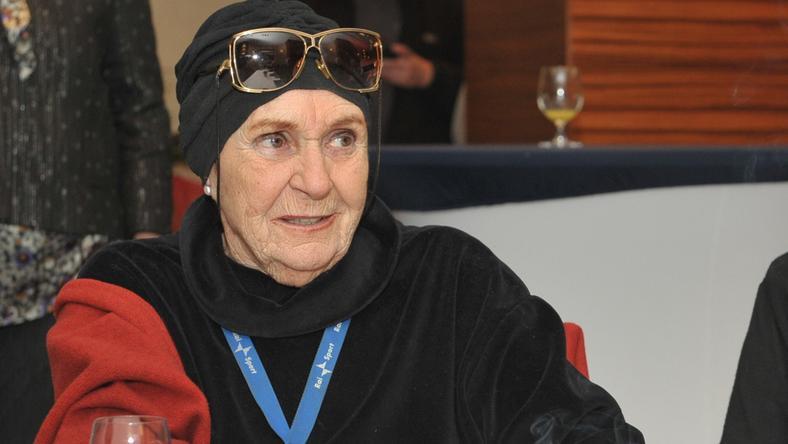 Psota Irén 86 évesen hunyt el / Fotó: RAS Archívum