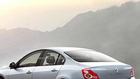 Zdjęcia szpiegowskie: Renault Laguna Sedan (nowe zdjęcia)