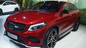 Mercedes: światowe premiery na salonie w Detroit