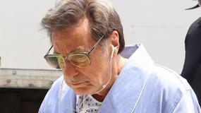 Al Pacino w nietypowej stylizacji na ulicy. Aktor zaskoczył wszystkich