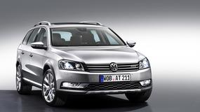 Tak wygląda nowy VW Passat Alltrack