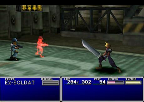 """12. """"Final Fantasy 7"""", przez wielu określana """"najlepszą grą w historii""""."""