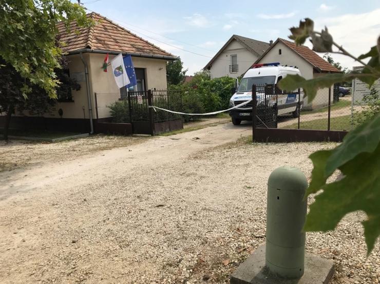 Itt történt a tragédia / Fotó: police.hu
