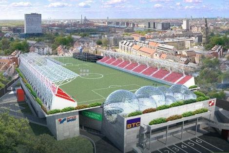 """Ovako će izgledati stadion FK """"Voždovac"""""""