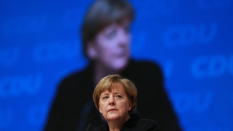 Merkel szigorítást tervez /Fotó: Northfoto