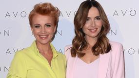 Katarzyna Zielińska i Marta Żmuda Trzebiatowska na jednej imprezie. Która wyglądała lepiej?