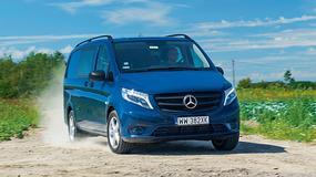 Mercedes Vito Mixto 4Matic - rodzinny furgon