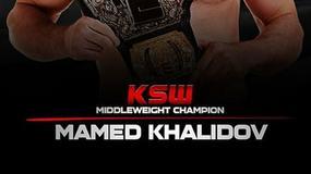 KSW 33: Mamed Chalidow nowym mistrzem, Michał Materla pokonany