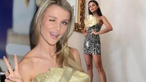 Pojedynek gwiazd: Joanna Krupa i Julia Wieniawa w takich samych stylizacjach
