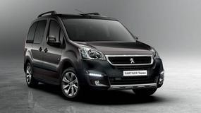 Zmodernizowany Peugeot Partner