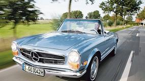 Mercedes 280 SL: do crusingu i na podryw