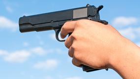 Broń powszechna na pokładach samolotów w USA