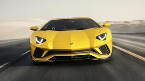 Lamborghini Aventador S – jeszcze bardziej super