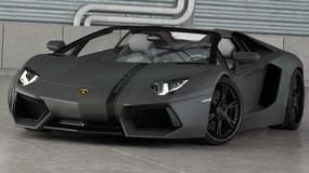 Lamborghini Aventador otrzymuje zastrzyk mocy