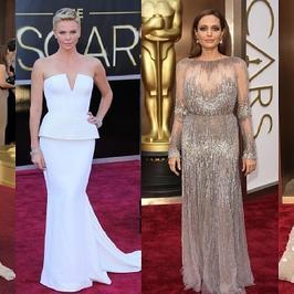 Oscary: najlepsze kreacje gwiazd w ostatnich latach