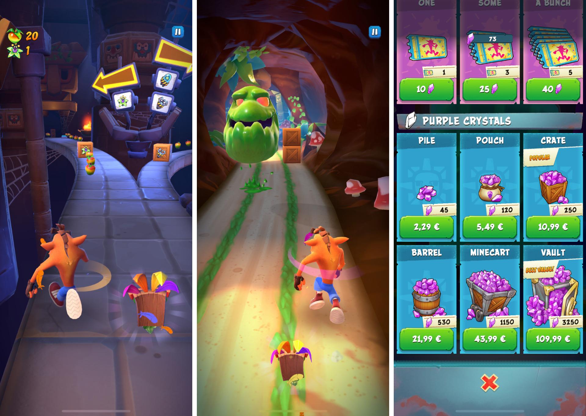 Agresívne mikrotransakcie kazia dojem z hry.