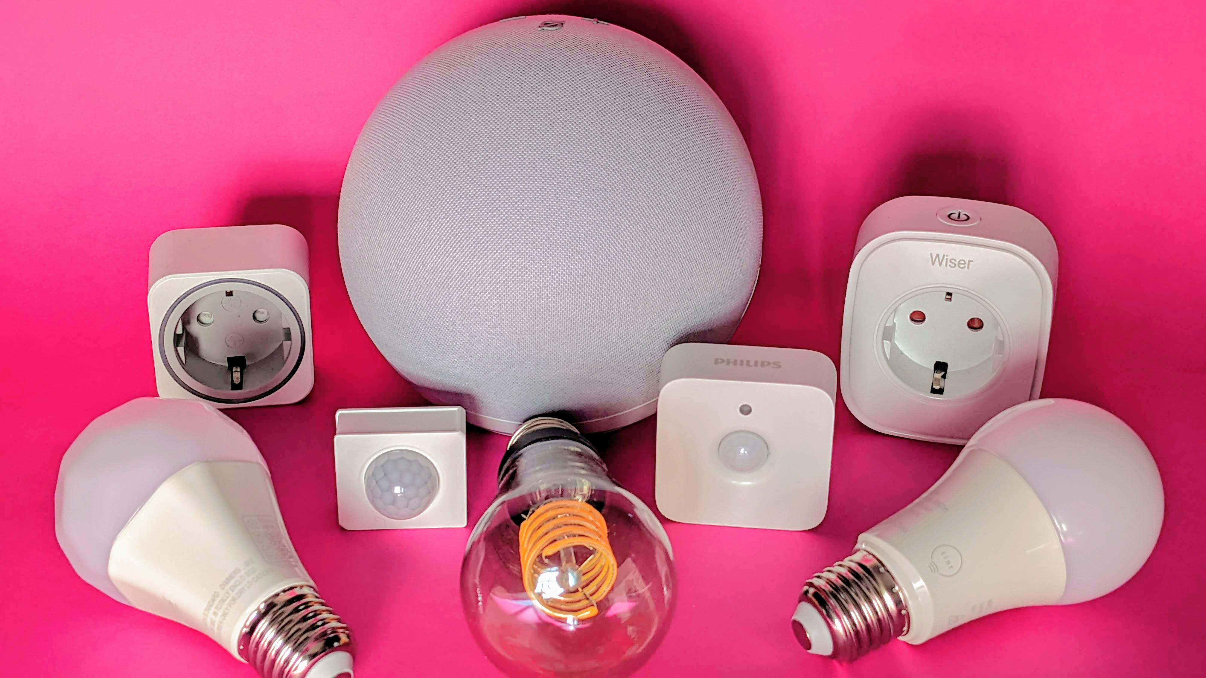 Amazon Echo als Smart-Home-Zentrale: Philips Hue und Co. ohne Hub über Zigbee verbinden