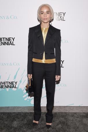 Best Look: Zoe Kravitz w zestawie Oscara de la Renty