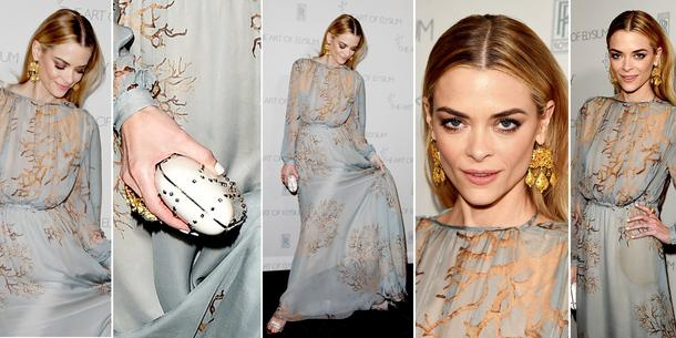 BEST LOOK: Jaime King w sukni Valentino