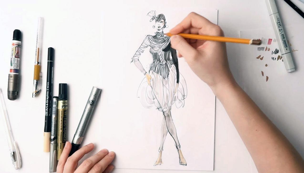 Studiowanie mody
