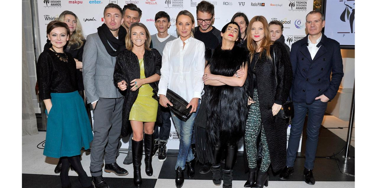 Konferencja Fashion Designer Awards / AKPA