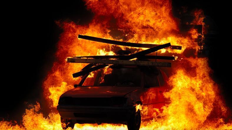 Kiégett a kocsi (illusztáció) / Fotó: Nortfoto