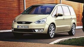 Ford Galaxy, Ford S-Max - Najważniejsza jest przestrzeń