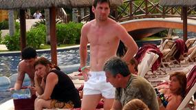 Ależ oni są do siebie podobni - Messi pokazał rodzinę