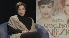 """""""Królewna Śnieżka"""" - wywiad z Agatą Kuleszą"""