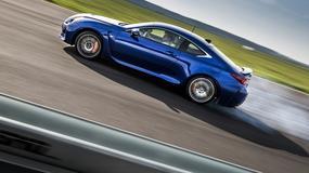 Lexus LC 500: premiera na torze Silesia Ring