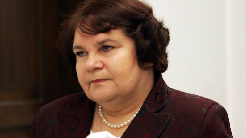 Anna Sobecka, fot. Sławomir Kamiński / Agencja Gazeta