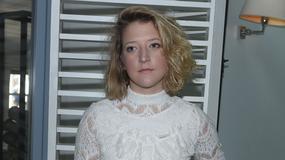 Lara Gessler w białej sukience na imprezie. Tę kreację już gdzieś wcześniej widzieliśmy