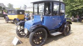 Samochody elektryczne sprzed 100 lat